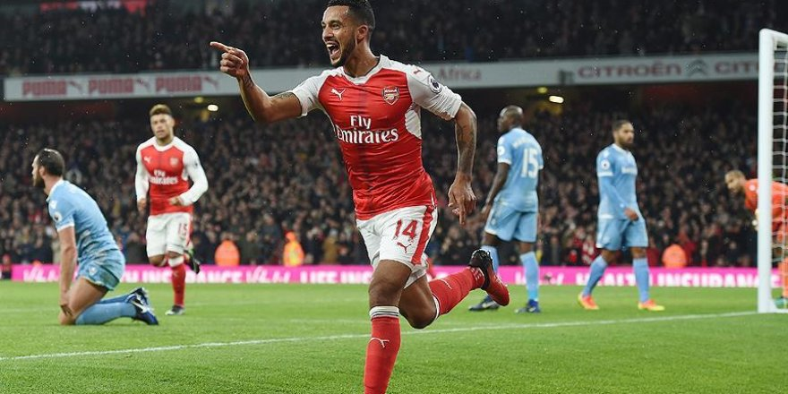 Arsenal maç fazlasıyla lider