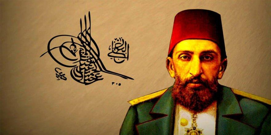 Ünlü oyuncu Sultan 2. Abdülhamid'i oynayacak