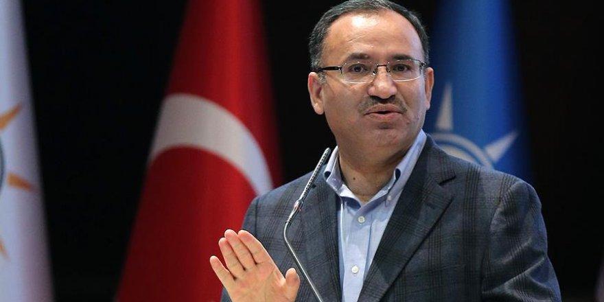 Adalet Bakanı Bozdağ: AK Parti ve MHP tarihi bir dönemin kapısını açtı