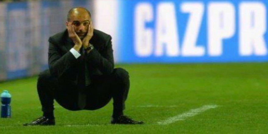 Şok eden skor! Guardiola çöktü!