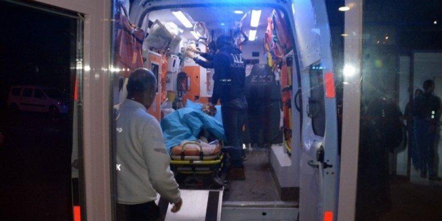 Tunceli'de trafik kazası: 1 ölü, 3 yaralı