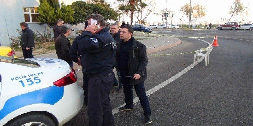 Tekirdağ'da silahlı saldırı: 1 yaralı