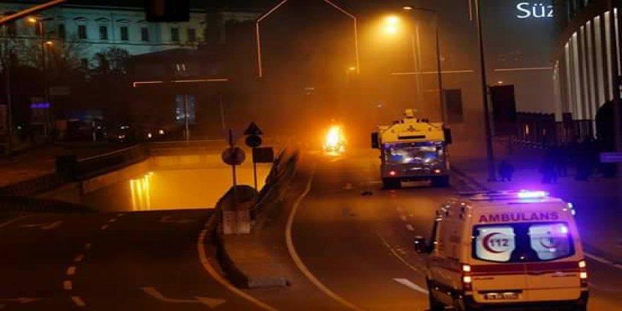 Konyaspor'dan patlama paylaşımı!