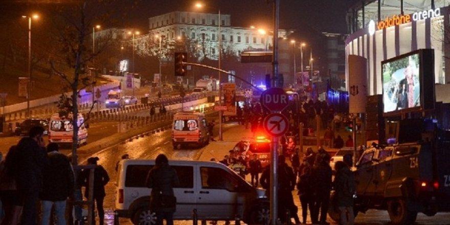 Beşiktaş'taki saldırılarla ilgili 10 kişi gözaltına alındı