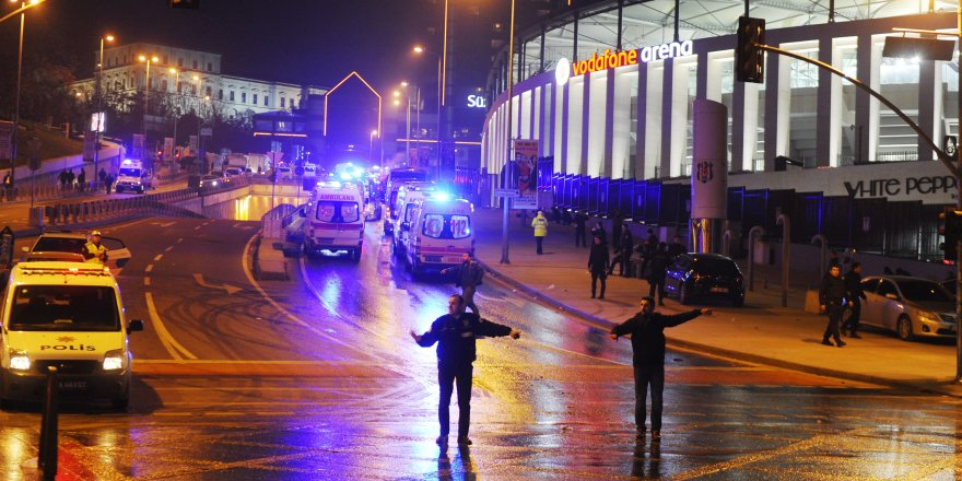 Görgü tanıkları Beşiktaş'taki saldırıyı anlattı