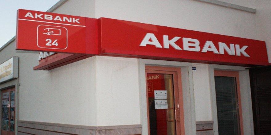 """Akbank 5 kez """"Türkiye'nin En İyi Bankası"""" oldu"""
