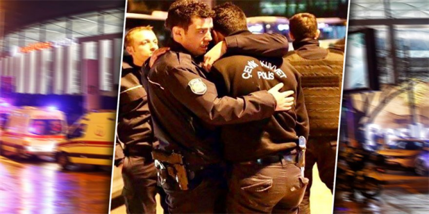 Vatandaştan moral seferberliği: #PolisiminYanındayım