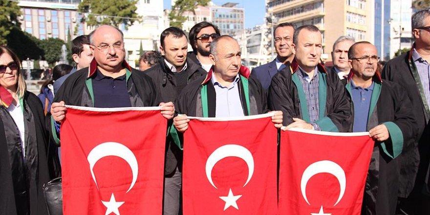 Baro başkanlarından İstanbul'daki terör saldırısına tepki