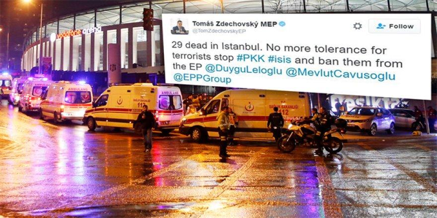 Avrupalı bürokrattan AP'ye tepki: Yasaklayın artık!