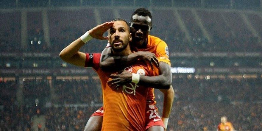 Galatasaray, zirveye yürüyor!