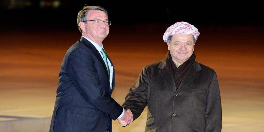 Carter, Irak'ta İbadi ve Barzani ile görüştü