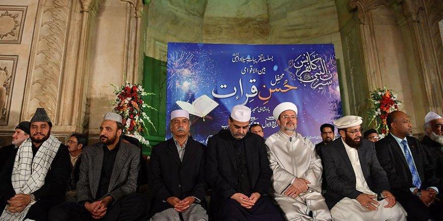 'Türkiye ile Pakistan kardeşten de öte ikiz kardeş'