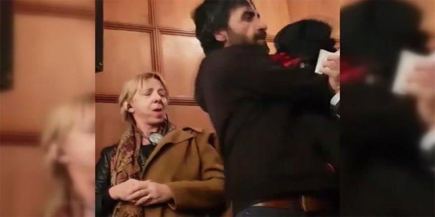 Can Dündar'a soru sormak isteyen Türk vatandaşının evine baskın