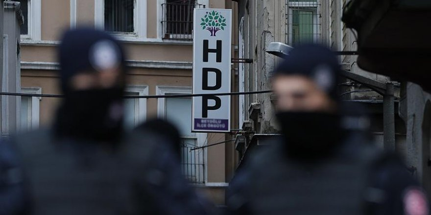 HDP'ye operasyonda son durum: 119 gözaltı