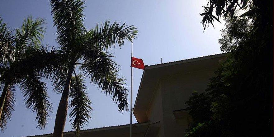 'Terörle mücadelede Türkiye ile dayanışma içerisindeyiz'