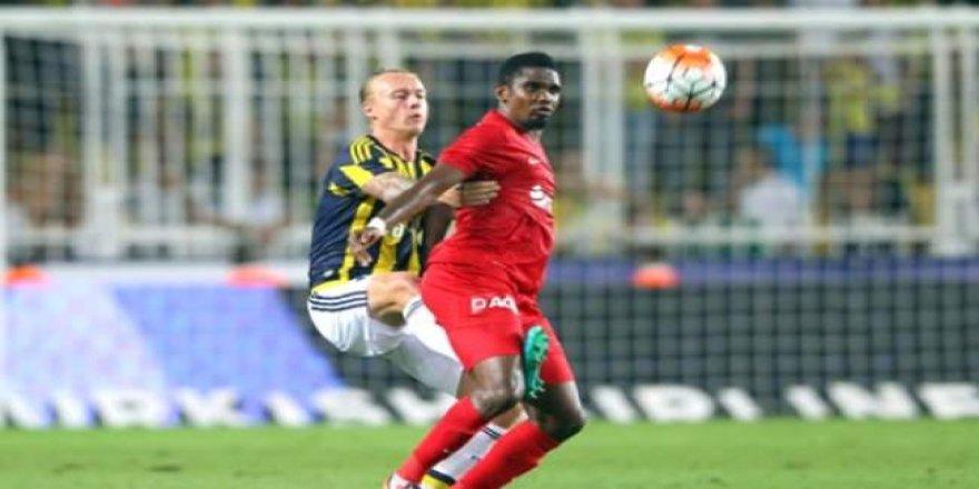 Antalyaspor-Fenerbahçe maçının muhtemel 11'leri