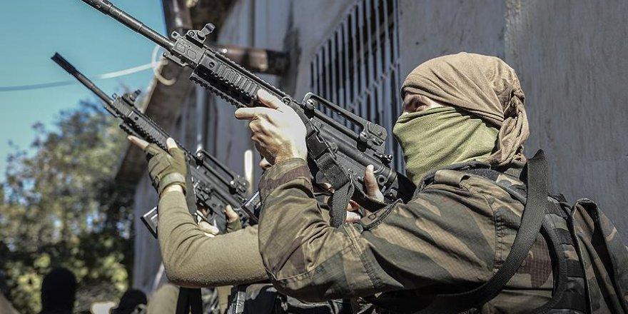Bir haftada 15 terörist etkisiz hale getirildi