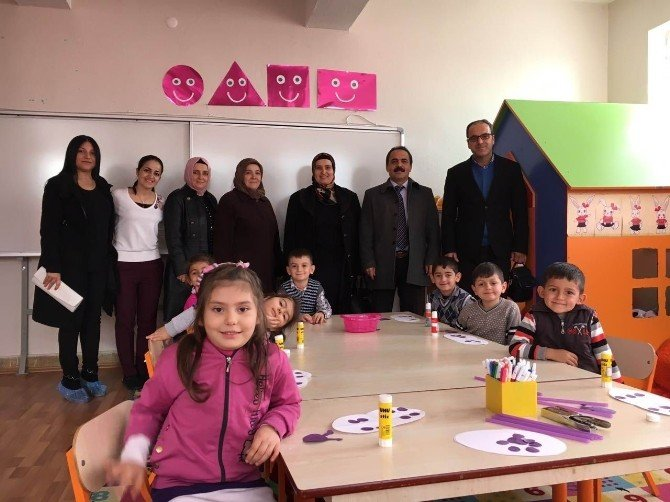 Akşehir'de okul öncesi eğitimde büyük başarı