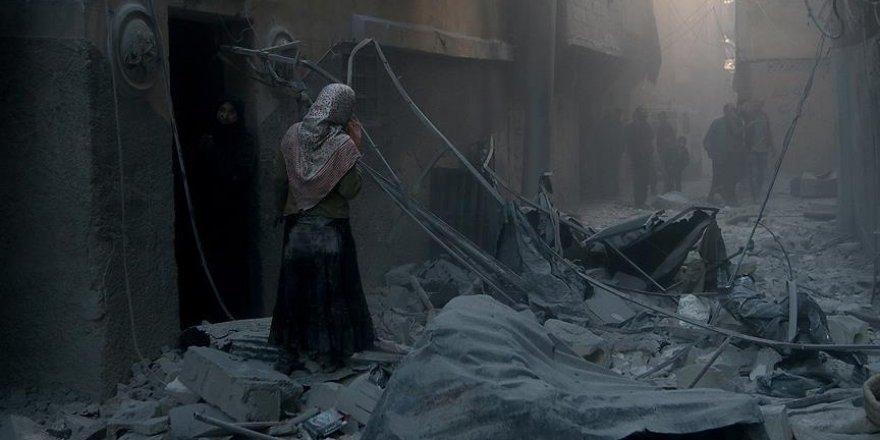 Esed rejiminden Hama'ya kimyasal saldırı: 40 ölü