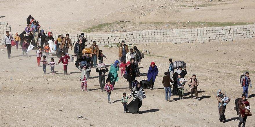 Irak'ta DEAŞ'tan kaçışlar sürüyor