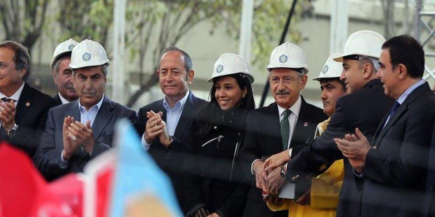 Kemal Kılıçdaroğlu'na olmayan projenin temelini attırmışlar!