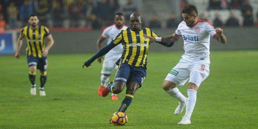 Fenerbahçe'ye Antalya çelmesi