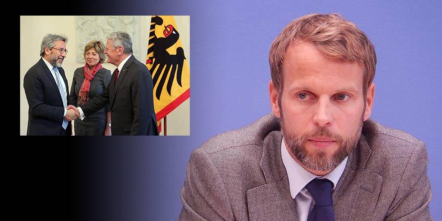 Almanya'dan komik açıklama! 'PKK'nın üyeliği bile suçtur'