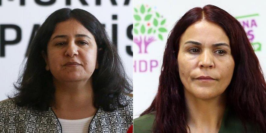 HDP'li Çağlar Demirel ve Besime Konca gözaltında