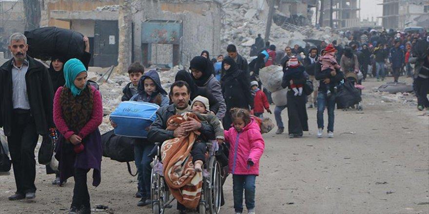 BM'de 'Halep'te katliam' alarmı
