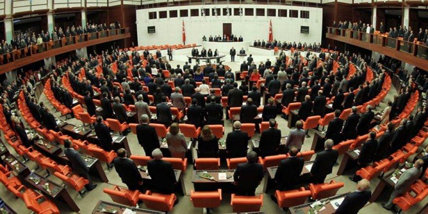 Meclis'te olağanüstü toplantı çağrısı