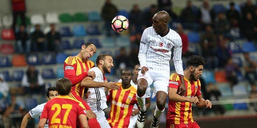 Beşiktaş kupada Kayserispor'u ağırlıyor