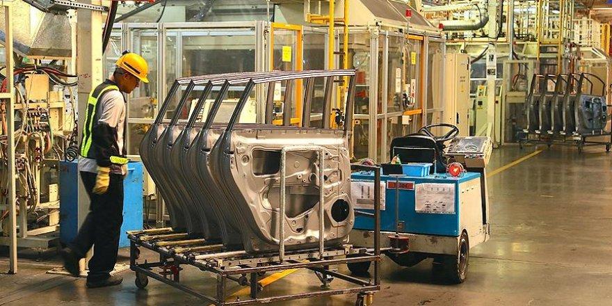 Sanayi ciro endeksi yüzde 5,1 arttı