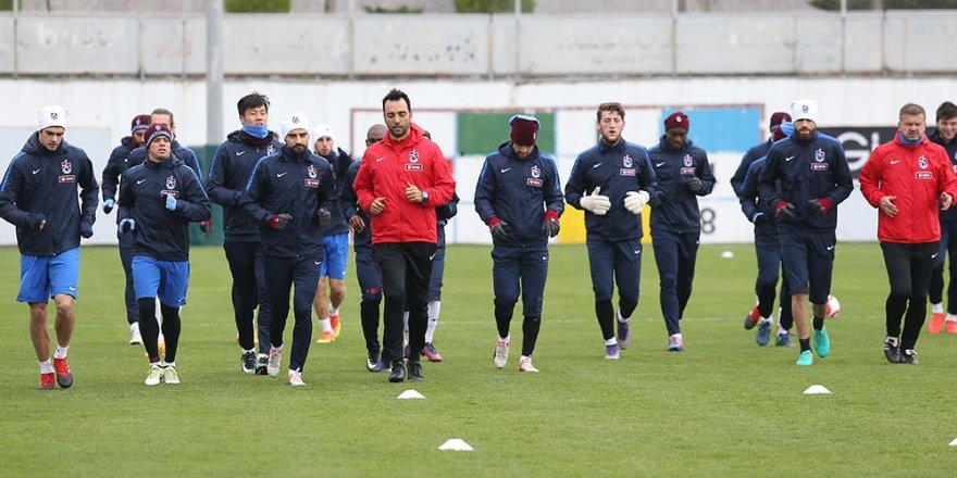 Trabzonspor, Atiker Konyaspor maçına hazır