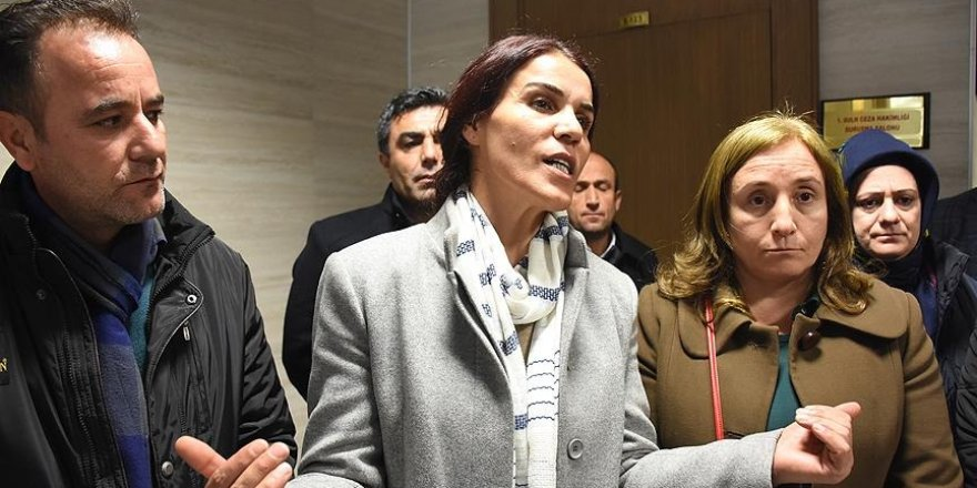 HDP'li Besime Konca adli kontrol şartıyla serbest bırakıldı