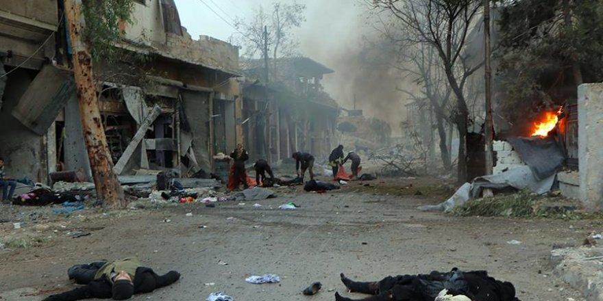 Cuma hutbesinde Halep ve İstanbul'daki saldırılara tepki