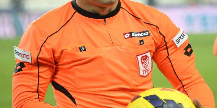 Konyaspor-Trabzonspor maçının hakemi belli oldu