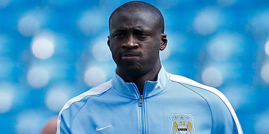 Yaya Toure'ye şok ceza!