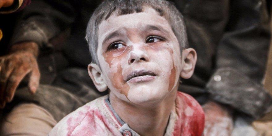 Halep'te rejimin yetimhane vurduğu ortaya çıktı