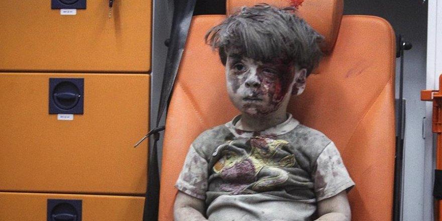 Halep'te ölen insanlığa dair