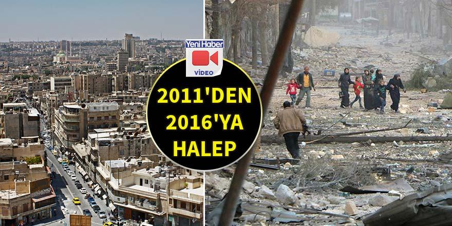 2011'den 2016'ya Halep