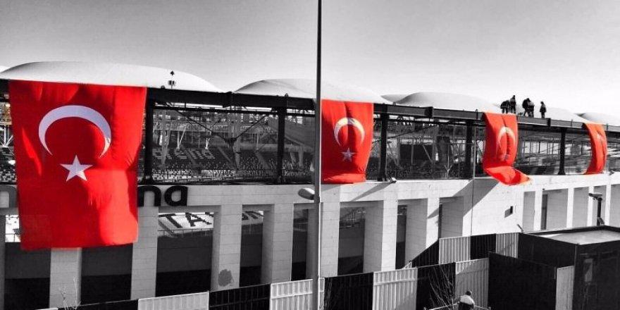 Beşiktaş'tan şehitler için Vodafone Arena kararı!