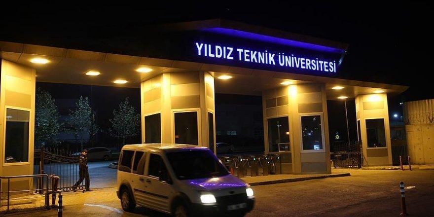 Yıldız Teknik Üniversitesinde FETÖ operasyonu: 39 kişi adliyede