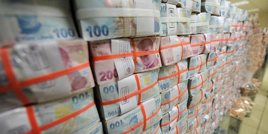 Toplam kredi stoku 2 trilyon liraya yaklaştı