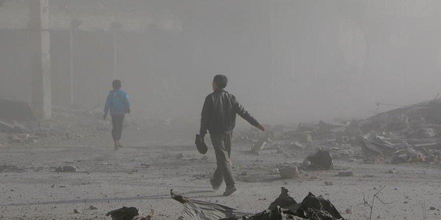 Halep'te ateşkese kadar bin 138 sivil öldü