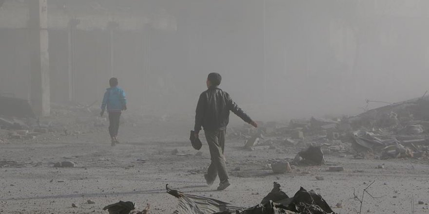 Scores of civilians killed in Aleppo attacks in 2 days