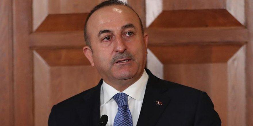Assad regime, other groups derailing truce: Turkish FM