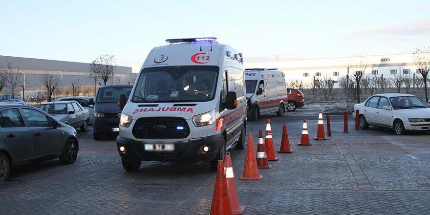 Nevşehir ve Niğde'de 135 kişi karbonmonoksitten zehirlendi