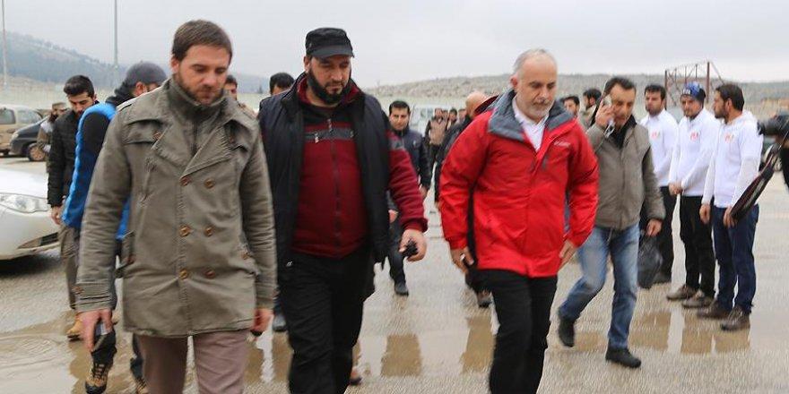 Türk Kızılayı Genel Başkanı Kınık'tan Halep açıklaması