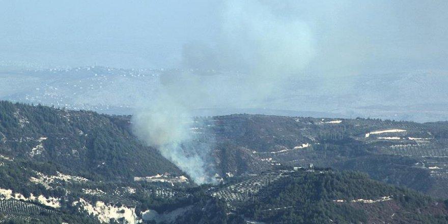 Esed rejimi Lazkiye kırsalını vuruyor