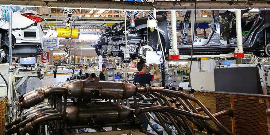 Otomotiv üretimi 11 ayda yüzde 8 arttı